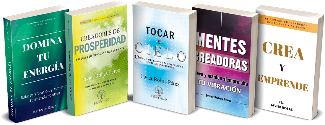 saga libros Javier Robas